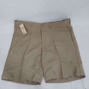 Haggar Cool 18 Performance Shorts Oxford Style